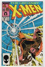 Uncanny X-Men 221 (Sep 1987) [1st Appearance Mr. Sinister] Claremont Silvestri /