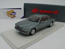 "Spark S4892 - Bentley Continental R Limousine Bj. 1991 "" silbermetallic "" 1:43"