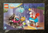 Lego DC Super Hero Girls Lashina Tank 41233 Instruction Manual