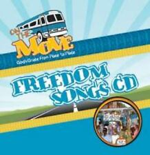 Vacation Bible School On the Move Freedom Songs CD VBS09: God's Grace 0687654297