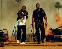 Will Smith / Martin Lawrence Autographed Signed 8x10 Photo ( Bad Boys ) REPRINT