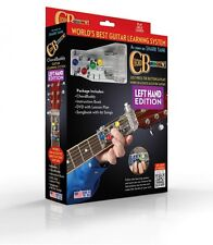 ChordBuddy Left-Handed Guitar Learning Boxed System Chord Buddy NEW 000153583