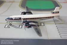 Herpa Wings Delta Airlines Douglas DC-6 Diecast Model in 1:200