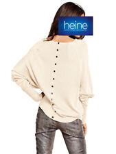 Oversized-Pullover Rick Cardona by heine, ecru. Gr. 34. NEU!!! KP 49,90 €