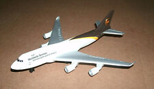 1/475 Scale UPS Airplane Model - Boeing 747 Cargo Jet - United Parcel Service