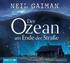 Der Ozean am Ende der Straße - 4 CD´s - Hannes Jaenicke - NEU & OVP