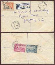 Gold Coast leklebi DAFO registrado a Escocia 1956