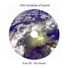 Omi Universe of Sound  Complete Library  - Emu E-mu Esi format - DOWNLOAD