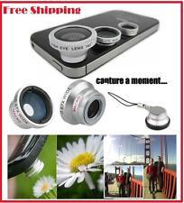 Magnetic Fish eye fisheye mobile phone lens camera For iPhone 5 6 6S 7 AA XG