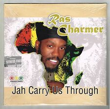 JAH CHARMER-jah carry us through     double LP   (new & sealed)    roots reggae