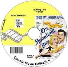 On Moonlight Bay - Doris Day, Gordon MacRae, Jack Smith Musical 1951 DVD