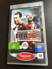 FIFA 06 (SONY PSP UMD GAME, G) *no manual*