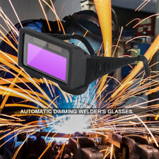 Auto Darkening Welding Helmet Glasses Safety Protection Weld Protective Gear Usa