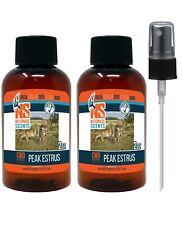 Nationwide Scents Doe Estrus Buck Attractant Scent Natural Urine - Deer Scrape