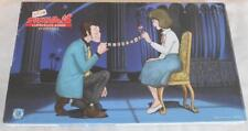 Gunze Sangyo 1/12 Lupin Iii & Clarise Plastic Model Kit # G-441