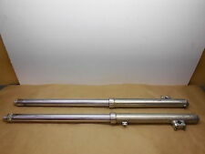 1985 Kawasaki KX500 Front suspension forks shocks 85 KX 500