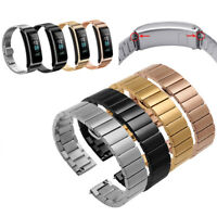 Stainless Steel Smart Watch Band Replacement for Huawei TalkBand B5 F3E4