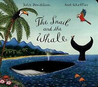 The snail and the whale by Julia Donaldson (Board book) FREE Shipping, Save £s