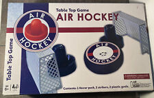 Game Air Hockey Table Top Strikers Goals. New. Works. Tested.