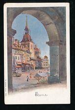 Switzerland BERN Kofigturm artist drawn 1900s u/b PPC pub by W Kaiser