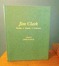 Howard County Maryland Jim Clark Soldier Farmer Legislator Signed Book 1999