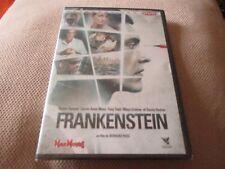 """DVD NEUF """"FRANKENSTEIN"""" Xavier SAMUEL, Carrie-Anne MOSS / Bernard ROSE / horreur"""