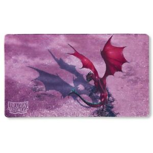 Fuchsin Dragon Shield Playmat Magic the Gathering MTG Pokemon Yugioh