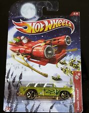 2013 HOT WHEELS HOLIDAY HOT RODS CLASSIC NOMAD 5/8