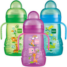 MAM Baby Transition Trainer 220ml Soft Spout BPA FREE 1 PACK