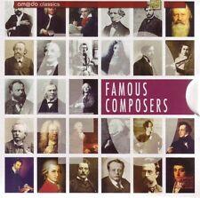 22730//COFFRET 40 CD FAMOUS COMPOSERS PREMIUM EDITION 40 CD BOX NEUF