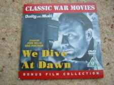 WE DIVE AT DAWN  DVD DAILY MAIL PROMO