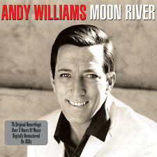 Andy Williams MOON RIVER Best Of 75 Original Recordings COLLECTION New 3 CD