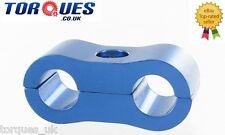 Nitrous, NOS, Turbo Oil Feed 8mm ID Blue Hose Separator