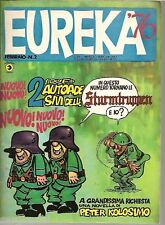 \EUREKA n°  2 / 1976 - BONVI  - ED. CORNO -OTTIMO!