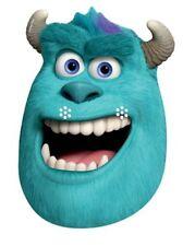 Sulley Monsters University Carte Unique Amusant Face Masque. Super pour