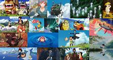 Studio Ghibli 17 Movie DVD collection Brand New Hayao Miyazaki English Audio!