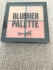 BARRY M BLUSHER PALETTE - NEW & SEALED