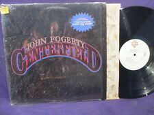 John Fogerty 'Centerfield' W/HYPE STICKER  LP IN SHRINK EX to NM HOT