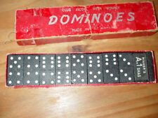 Dominoes Skill Action Vintage Board & Traditional Games