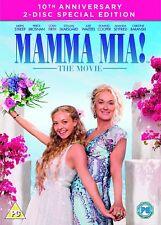 Mamma Mia 10th Anniversary 2 Disc Special Edition DVD