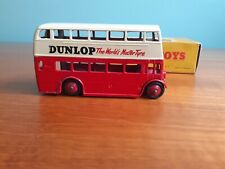 Dinky Toys 290 Double Deck Bus - Red & Cream - Near Mint - Boxed