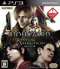 Used Game PS3 Biohazard Resident Evil 4 HD Revival Selection From Japan