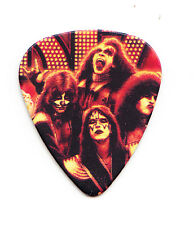 KISS Band Photo Promotional Guitar Pick