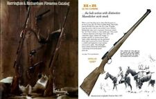Harrington & Richardson Arms 1968 Catalog