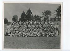 Original 1955 Baltimore Colts Team 8 X 10 Photo