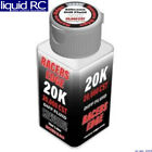 Racers Edge 3340 20 000cst 70ml 2.36oz Pure Silicone Diff Oil