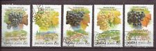 Hungary, Wine Grapes, Cancelled to Order hinged, 1990