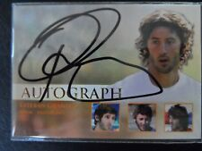 2013 Futera Unique Autograph Card 'Esteban Granero' Spain #14 of 55