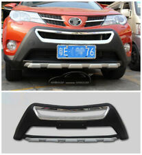 Car Styling Front Bumper Protector Plate Guard Trim For Toyota RAV4 2014 2015