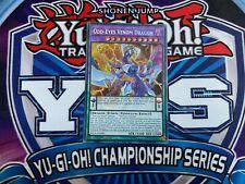 Yugioh, BLLR-EN006, Odd-Eyes Venom Dragon, Secret Rare, 1st Edition, Nm